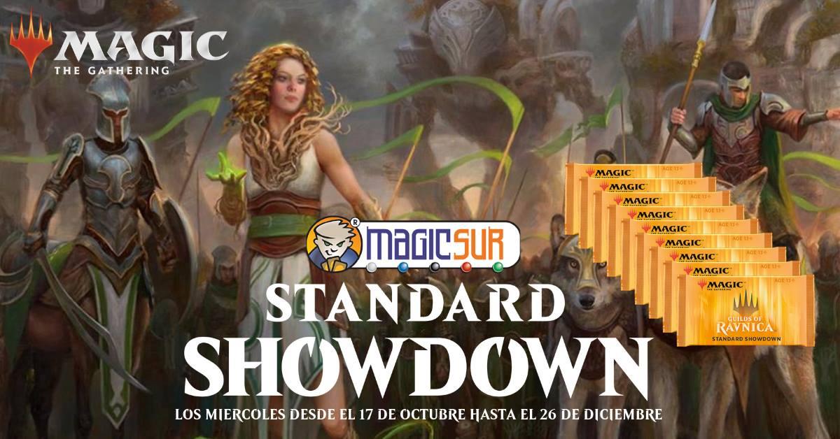Standard Showdown en Magicsur Chile