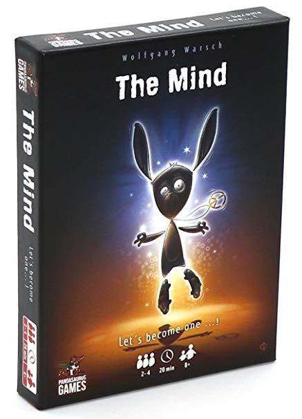 Box de The Mind - Magicsur Chile