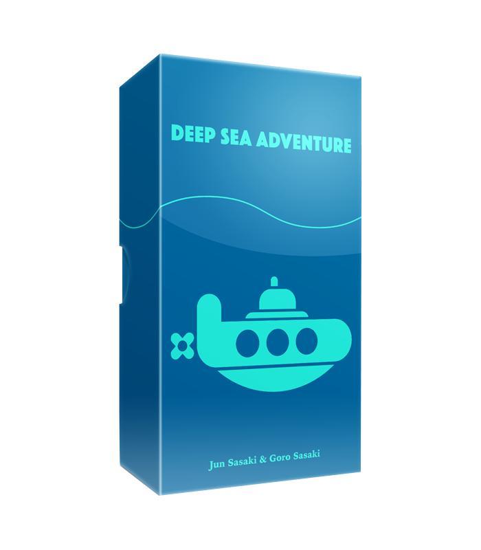 Caja de Deep Sea Adventure