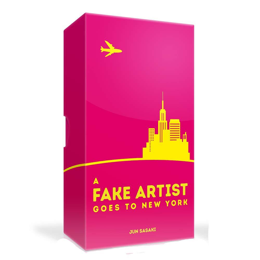 Caja de A Fake Artist