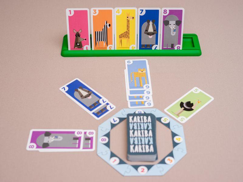 El juego de Kariba