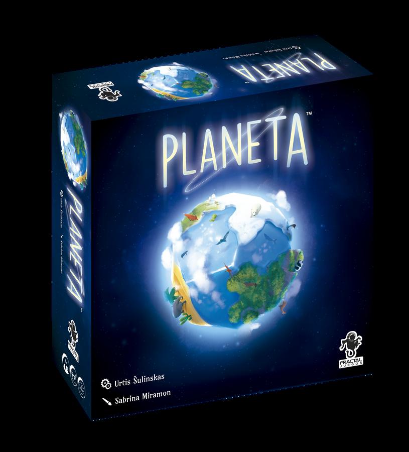 Planeta - Caja