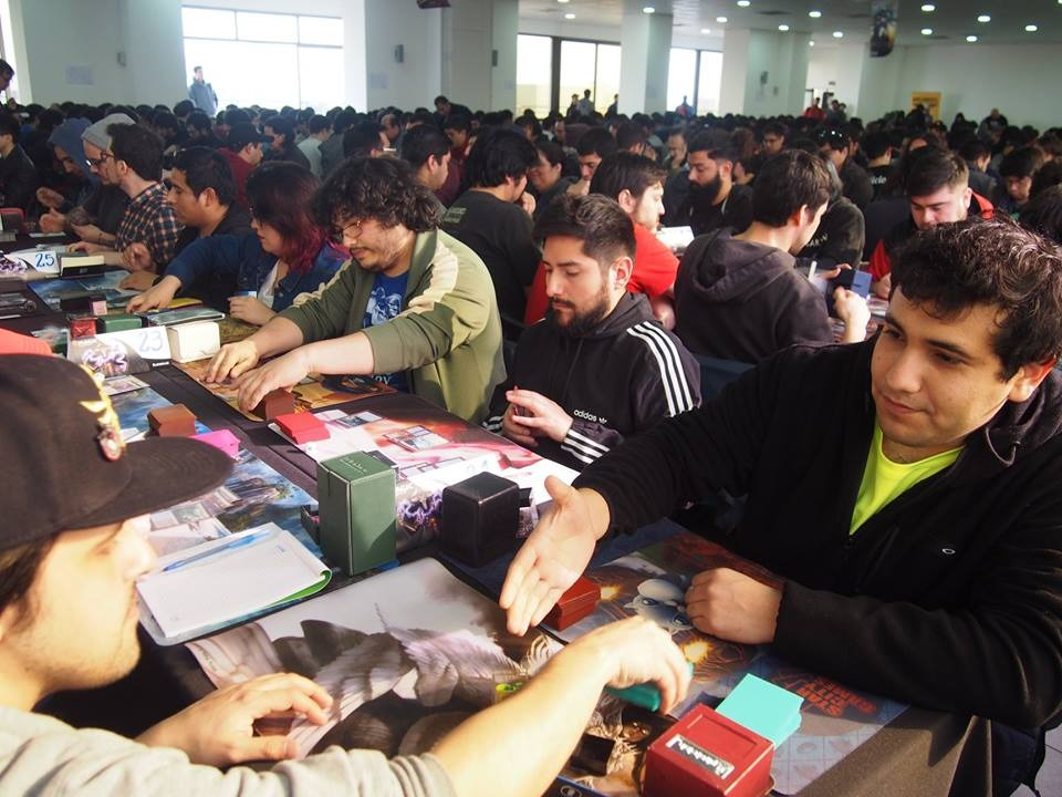 Campeonato Nacional De Magic The Gathering De Chile 2018 Magicsur